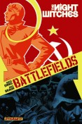 The Night Witches TPB Cover