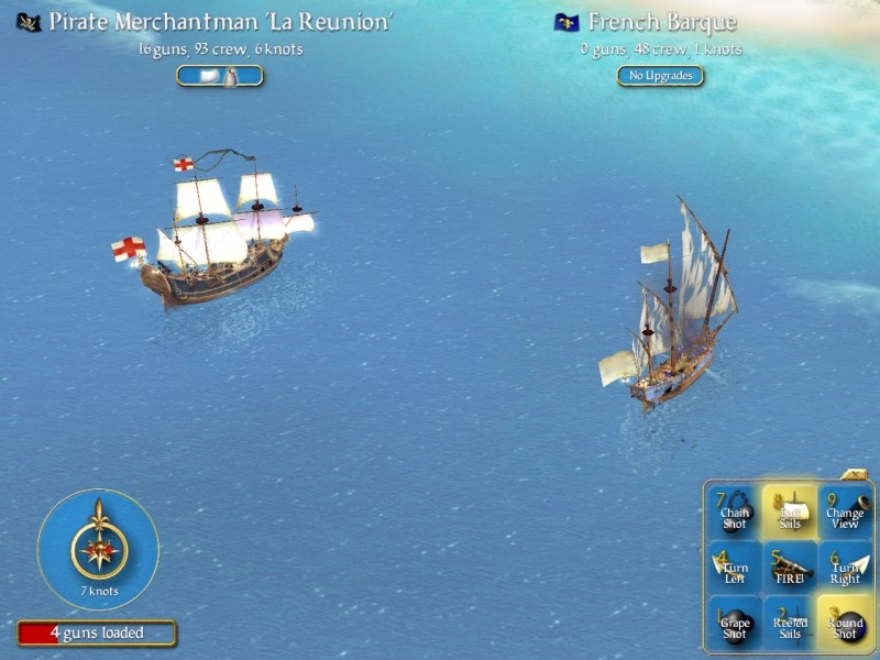 Sid Meier's Pirates! | Downloadable Suicide