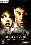 Broken Sword 3: The Sleeping Dragon PC cover