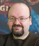 David Gaider, the author.