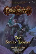 Dragon Age: The Stolen Throne cover