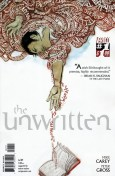 Cover of The Unwritten #1