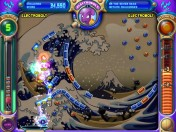 This squid is a new character in Peggle Nights PC.