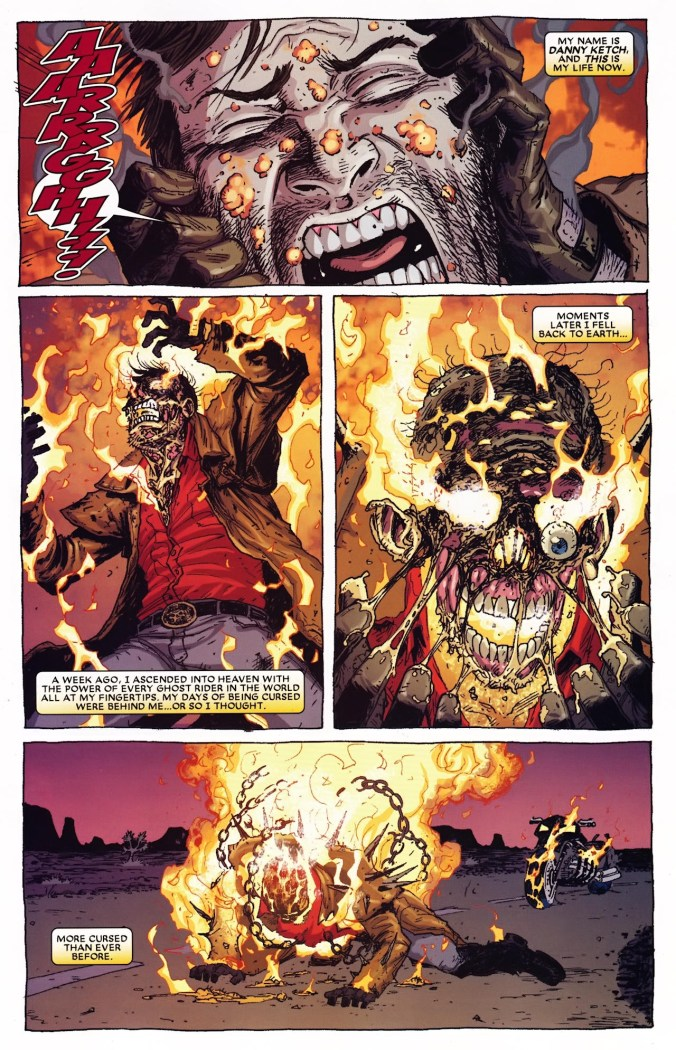 Ghost Rider: Trials And Tribulations   Downloadable Suicide
